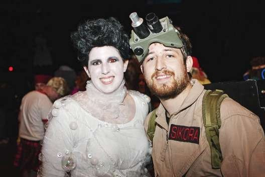 Zuul Ghostbusters Costume