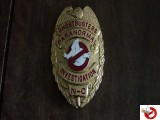 Ghostbusters Project's Badge GB1