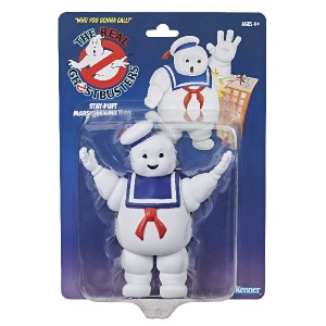 Kenner: Real Ghostbusters Classics Stay Puft Marshmallow Man