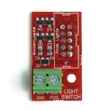 Electronics: Pack Light Relay Board
