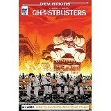 Ghostbusters Deviations One Shot Comic